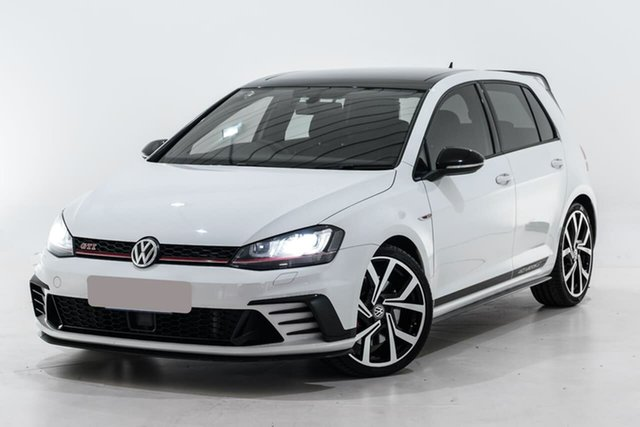 Used Volkswagen Golf VII MY16 GTI DSG 40 Years Berwick, 2016 Volkswagen Golf VII MY16 GTI DSG 40 Years White 6 Speed Sports Automatic Dual Clutch Hatchback