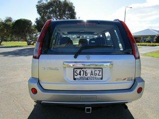 2006 Nissan X-Trail T30 MY06 ST-S 40th Anniversary (4x4) Silver 4 Speed Automatic Wagon