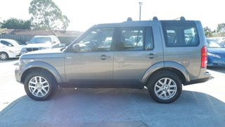 2009 Land Rover Discovery 3 Series 3 09MY SE Grey 6 Speed Sports Automatic Wagon