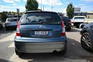 2007 Citroen C3 MY06 Exclusive Blue 4 Speed Automatic Hatchback.