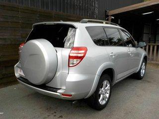 2011 Toyota RAV4 ACA38R MY12 Cruiser 4x2 Silver 5 Speed Manual Wagon