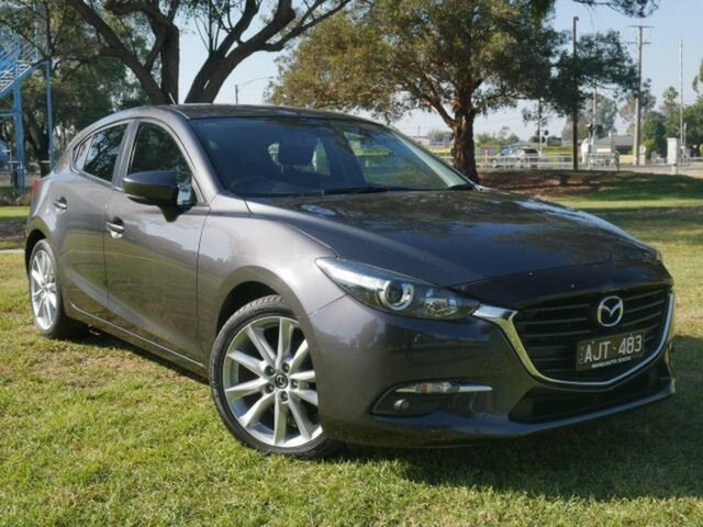Pre-Owned Mazda 3 BM MY15 Maxx Wangaratta, 2016 Mazda 3 BM MY15 Maxx 6 Speed Automatic Hatchback
