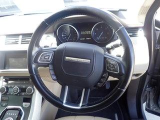 2012 Land Rover Range Rover Evoque SD4 Meteor Grey Metallic 8 Speed Automatic Wagon