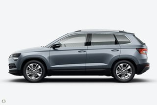 2021 Skoda Karoq NU MY21 110TSI FWD Grey 8 Speed Automatic Wagon.