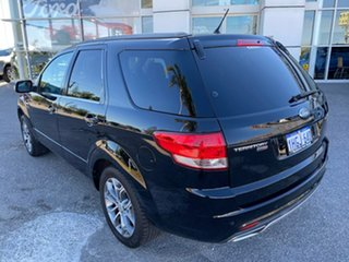 2014 Ford Territory SZ Titanium Seq Sport Shift AWD Silhouette 6 Speed Sports Automatic Wagon.