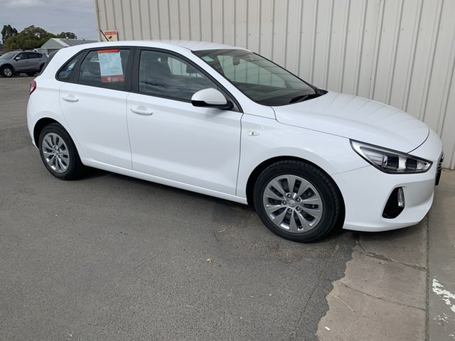Used Hyundai i30 PD MY19 Go Horsham, 2019 Hyundai i30 PD MY19 Go 6 Speed Sports Automatic Hatchback