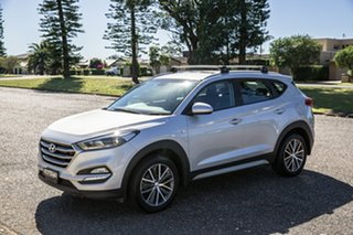 2016 Hyundai Tucson TL MY17 Active X 2WD Platinum Silver 6 Speed Sports Automatic Wagon.