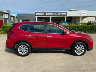 2019 Nissan X-Trail T32 Series II ST X-tronic 2WD Red/010419 7 Speed Constant Variable Wagon.