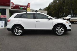 2012 Mazda CX-9 TB10A4 MY12 Luxury White 6 Speed Sports Automatic Wagon.