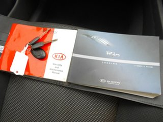 2006 Kia Rio JB Blue 4 Speed Automatic Hatchback