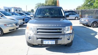 2009 Land Rover Discovery 3 Series 3 09MY SE Grey 6 Speed Sports Automatic Wagon.