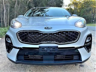 2020 Kia Sportage QL MY20 S 2WD Sparkling Silver 6 Speed Sports Automatic Wagon.