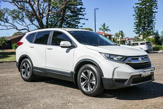 2018 Honda CR-V RW MY18 Vi FWD White 1 Speed Constant Variable Wagon.