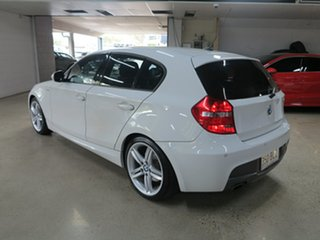 2010 BMW 1 Series E87 MY10 118d Steptronic Alpine White 6 Speed Sports Automatic Hatchback