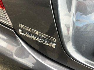 2007 Mitsubishi Lancer CH MY07 LS Grey 4 Speed Sports Automatic Sedan