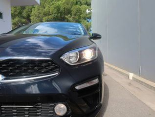 2018 Kia Cerato BD MY19 S Blue 6 Speed Sports Automatic Hatchback