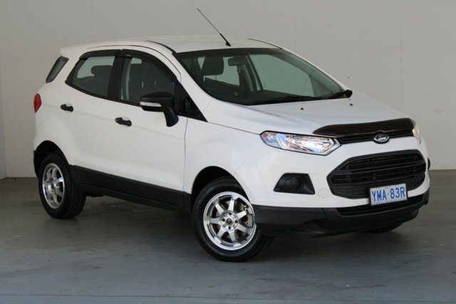 Used Ford Ecosport BK Ambiente PwrShift Phillip, 2017 Ford Ecosport BK Ambiente PwrShift 6 Speed Sports Automatic Dual Clutch Wagon