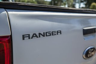 2016 Ford Ranger PX MkII XL White 6 Speed Manual Utility