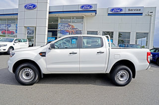 2020 Ford Ranger PX MkIII 2020.75MY XL Arctic White 6 Speed Sports Automatic Double Cab Pick Up