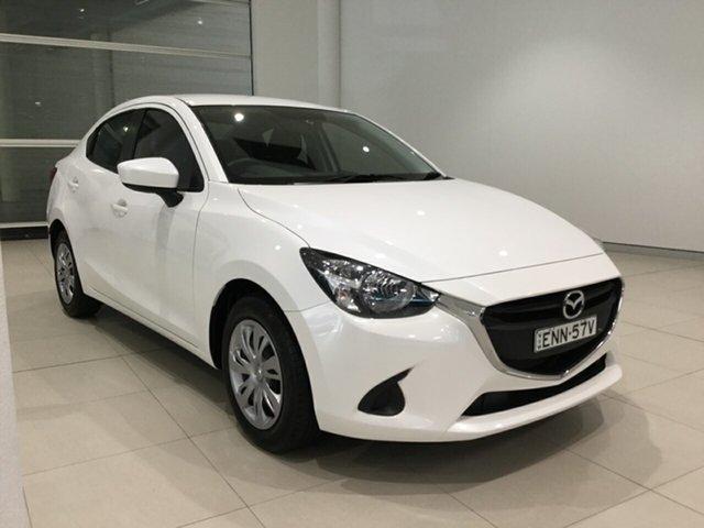 Used Mazda 2 DL2SAA Neo SKYACTIV-Drive Alexandria, 2016 Mazda 2 DL2SAA Neo SKYACTIV-Drive Snowflake White 6 Speed Sports Automatic Sedan