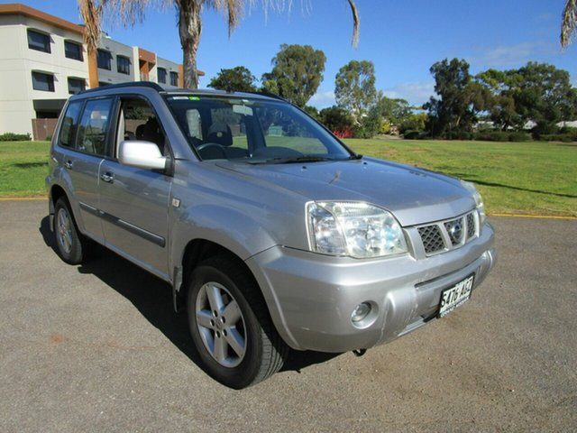 Used Nissan X-Trail T30 MY06 ST-S 40th Anniversary (4x4) Glenelg, 2006 Nissan X-Trail T30 MY06 ST-S 40th Anniversary (4x4) Silver 4 Speed Automatic Wagon