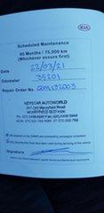 2015 Kia Cerato YD MY16 S Premium White 6 Speed Automatic Hatchback