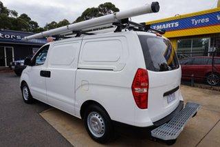 2015 Hyundai iLOAD TQ2-V MY15 Creamy White 5 Speed Automatic Van.