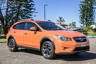 2014 Subaru XV G4X MY14 2.0i-S Lineartronic AWD Orange 6 Speed Constant Variable Wagon.