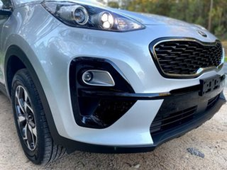 2020 Kia Sportage QL MY20 S 2WD Sparkling Silver 6 Speed Sports Automatic Wagon