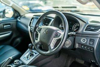 2020 Mitsubishi Triton MR MY20 GLS Double Cab Impulse Blue 6 Speed Sports Automatic Utility