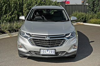 2019 Holden Equinox EQ MY18 LTZ FWD Silver 9 Speed Sports Automatic Wagon.