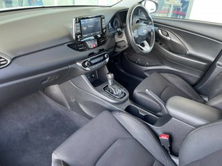 2019 Hyundai i30 PD2 MY19 Active White/310519 6 Speed Sports Automatic Hatchback