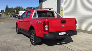 2016 Holden Colorado RG MY16 LS Crew Cab Red 6 Speed Sports Automatic Utility