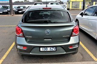 2015 Holden Cruze JH Series II MY16 Equipe Grey 6 Speed Sports Automatic Hatchback