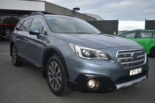 2015 Subaru Outback B6A MY15 2.5i CVT AWD Premium Grey 6 Speed Constant Variable Wagon.