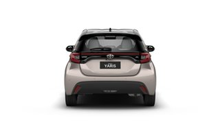 2021 Toyota Yaris Mxpa10R ZR Bronx Bronze - Black Roof 10 Speed Constant Variable Hatchback