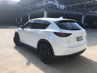 2021 Mazda CX-5 KF4WLA GT SKYACTIV-Drive i-ACTIV AWD SP Snowflake White 6 Speed Sports Automatic