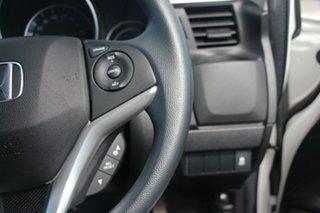 2015 Honda Jazz GF MY15 VTi White 5 Speed Manual Hatchback