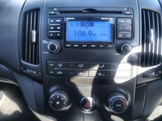 2011 Hyundai i30 FD MY11 Trophy Silver 4 Speed Automatic Hatchback