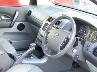 2006 Ford Territory SY Ghia AWD Lightning Strike 6 Speed Sports Automatic Wagon