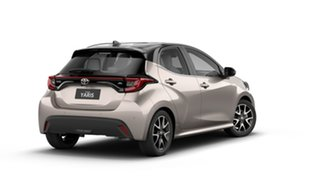 2021 Toyota Yaris Mxpa10R ZR Bronx Bronze - Black Roof 10 Speed Constant Variable Hatchback.