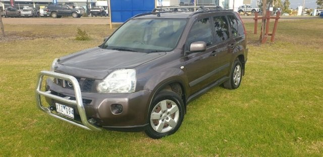 Used Nissan X-Trail T31 MY10 ST Melton, 2009 Nissan X-Trail T31 MY10 ST Grey 1 Speed Constant Variable Wagon