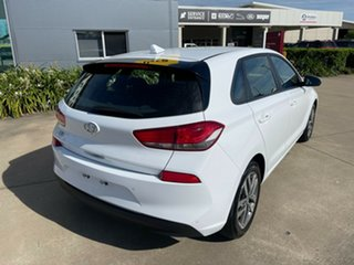 2019 Hyundai i30 PD2 MY19 Active White/310519 6 Speed Sports Automatic Hatchback.