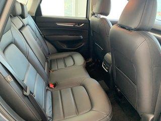 2021 Mazda CX-5 KF4WLA GT SKYACTIV-Drive i-ACTIV AWD Polymetal Grey 6 Speed Sports Automatic Wagon