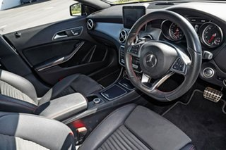 2017 Mercedes-Benz CLA-Class C117 807MY CLA200 DCT Blue 7 Speed Sports Automatic Dual Clutch Coupe