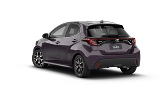 2021 Toyota Yaris Mxpa10R ZR Scarlet 10 Speed Constant Variable Hatchback