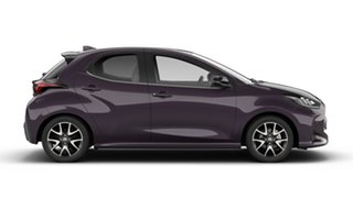 2021 Toyota Yaris Mxpa10R ZR Scarlet 10 Speed Constant Variable Hatchback.