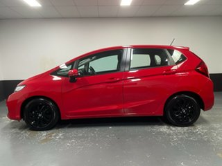 2017 Honda Jazz GF MY18 VTi Red 1 Speed Constant Variable Hatchback