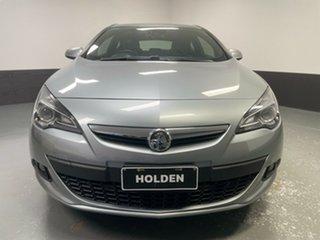 2015 Holden Astra PJ MY15.5 GTC Sport Silver 6 Speed Automatic Hatchback.