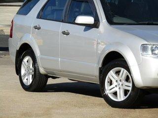 2006 Ford Territory SY Ghia AWD Lightning Strike 6 Speed Sports Automatic Wagon.